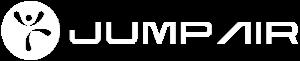 Jump Airways Logo White